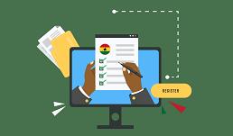 Ghanaian Citizens Registration
